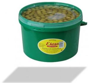 Aceitunas Manzanilla deshuesadas