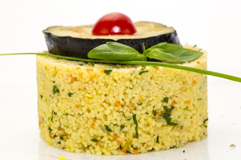 El cous cous en la dieta mediterraánea