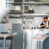 Principios para confeccionar una cocina abierta en un restaurante