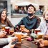 ¿Cuál es el riesgo real de contagio en bares y restaurantes? Conoce el último estudio que acaba de publicarse