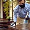 Protección del personal en bares y restaurantes