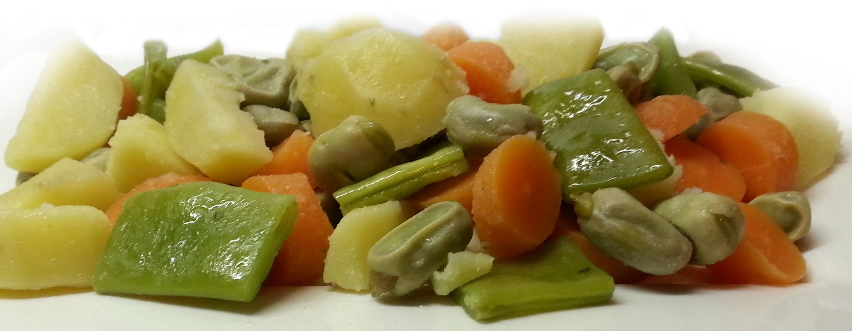 Para gustos la menestra ehosa productos para - Como preparar menestra de verduras ...