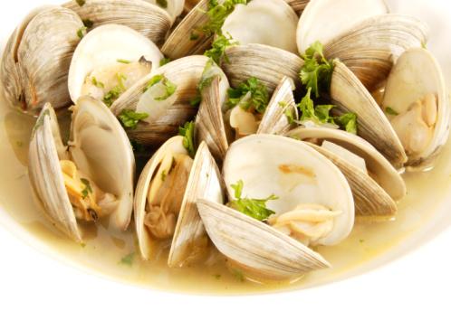 Almejas a la marinera | Productos para hostelería