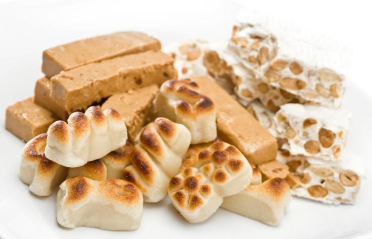Turrones y mazapanes | Productos para hostelería