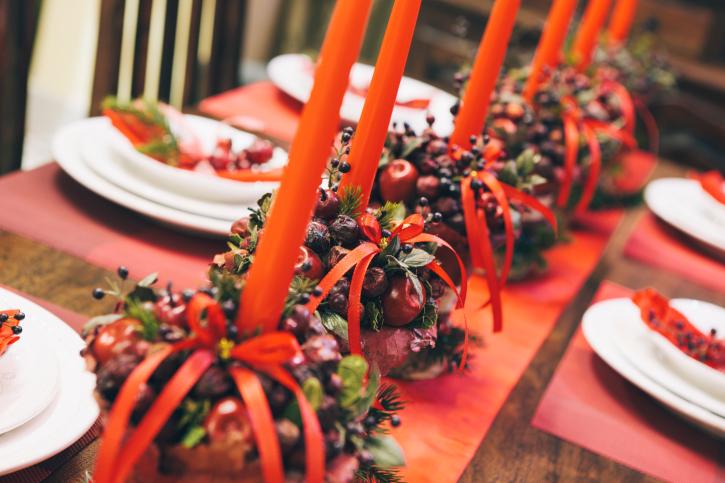 Comida y cenas de navidad
