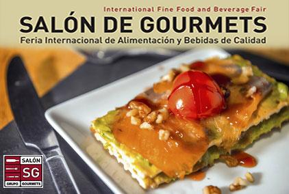 Feria Gourmet Madrid