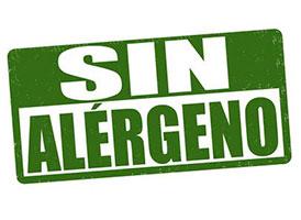 alimentos libres de alergias