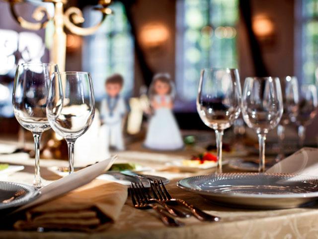 Celebraciones en restaurantes