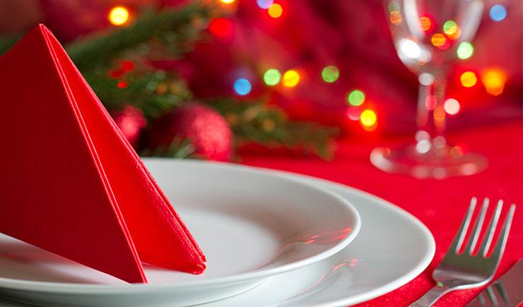 navidad en la hostelería