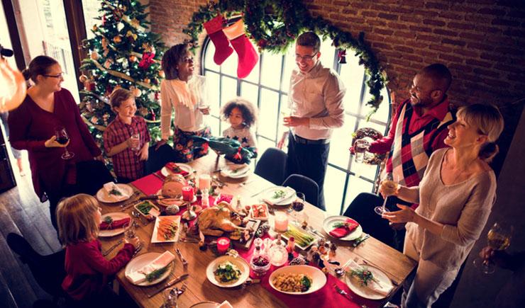 comidas y cenas de navidad