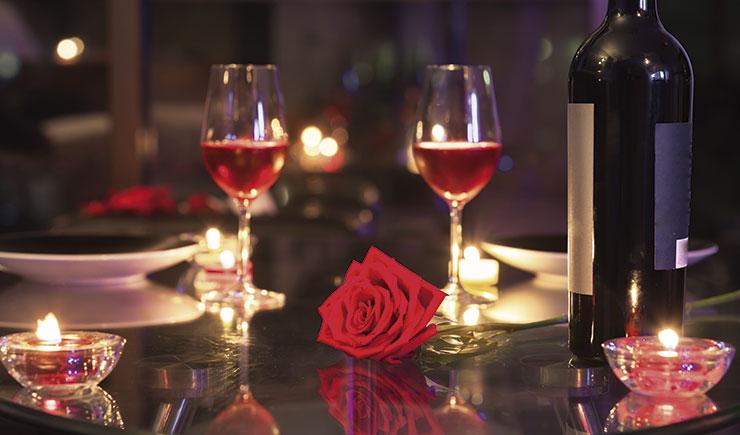 Celebracion de San Valentin