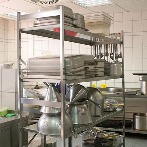 Normas sanitarias para cocinas de restaurantes ehosa for Utensilios para restaurantes