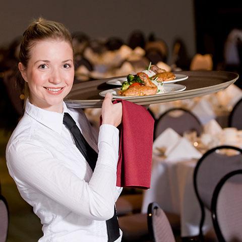 camareros en hosteleria