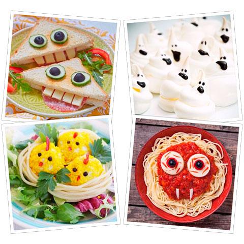 decoracion de platos
