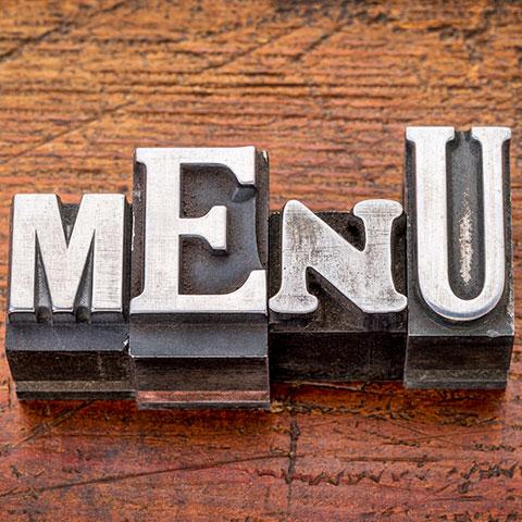 El valor de la Tipografía en la hostelería