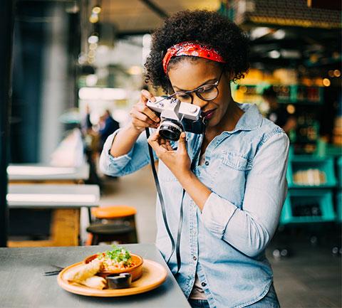 fotografias de platos de los restaurantes