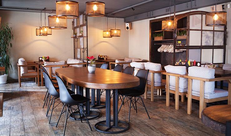 locales de hostelería modernos