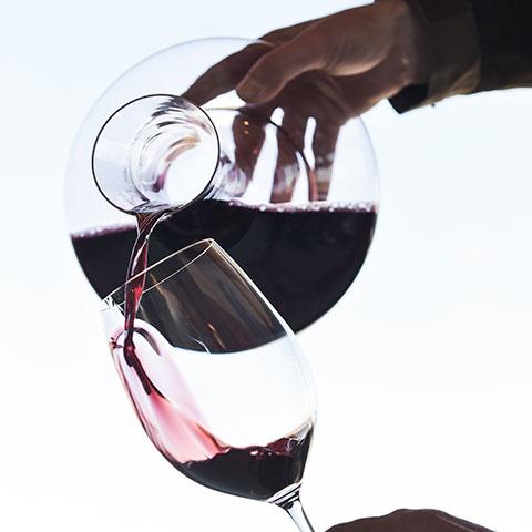 vino en hosteleria
