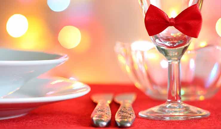 C mo decorar tu restaurante para navidad ehosa productos para hosteleria - Restaurante para navidad ...