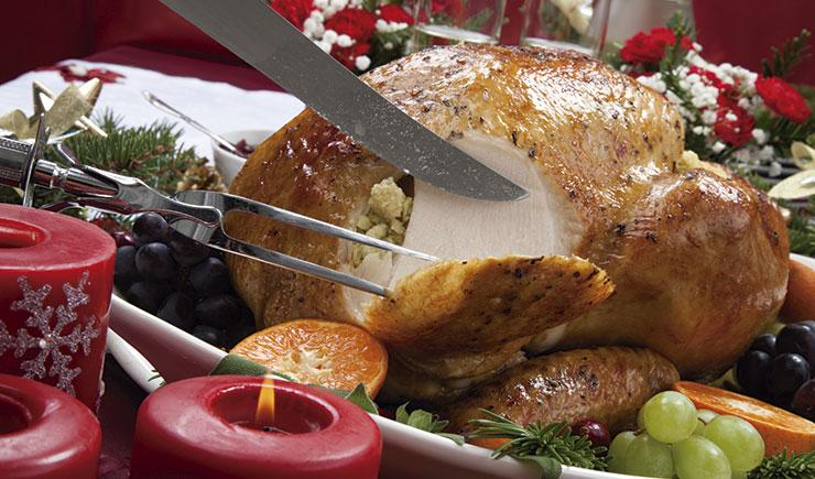 El menú de Navidad