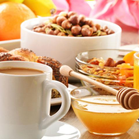 desayuno de celebración