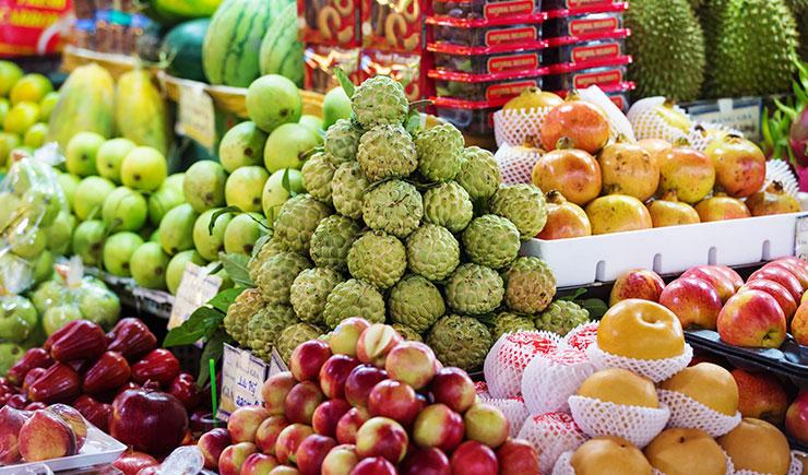 ingredientes vegetales para recetas exóticas