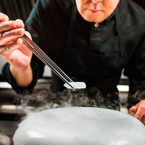 técnicas culinarias innovadoras