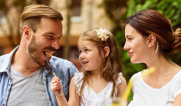 celebraciones familiares en hostelería