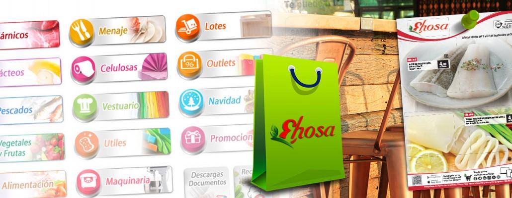 productos para hostelería