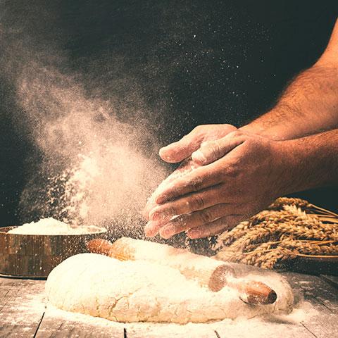 El pan en la hostelería