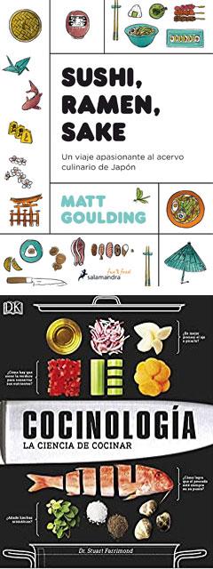 libros de recetas de cocina