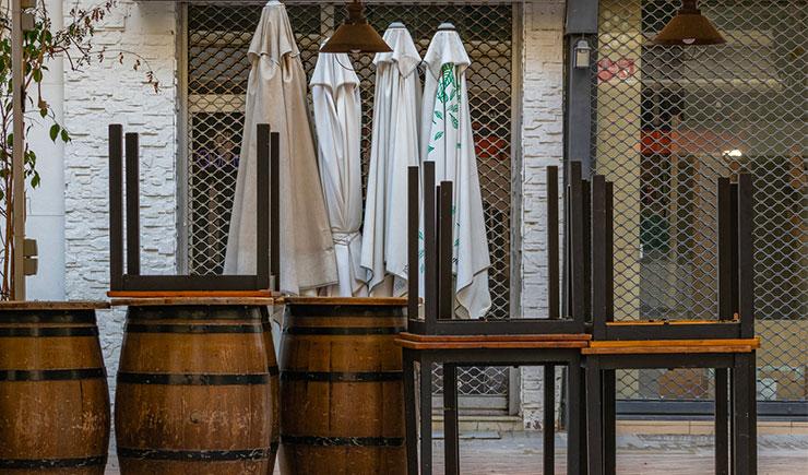 restaurantes y bares frente al coronavirus